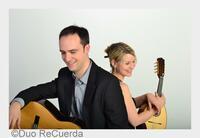 Duo ReCuerda bei Gitarrentagen in Vallendar