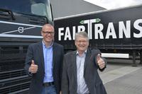 Skandinavien-Logistik: Generationswechsel und Jubiläum bei FairTrans