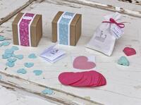 Paperblooms: Seedbombs und Seedkonfetti für die eigene Blumenwiese Zuhause