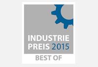 GRÜN ZICOM erhält Auszeichnung beim INDUSTRIEPREIS 2015