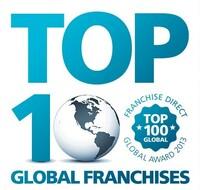 Franchise Direkt: Neue Rangliste der Global Top100 Franchise-Unternehmen