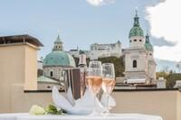 Zeit für Abkühlung - Sommertage im Hotel Goldgasse
