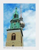 """""""Unterm Fernsehturm"""" - SonntagsChor Rheinland-Pfalz zu Gast in Berlin"""