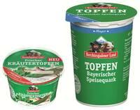 Küchenliebling Quark: Berchtesgadener Land erweitert ab Juni seine Topfen-Familie