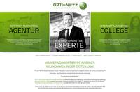 Relaunch der 0711-Netz Website mit Responsive Design Tester