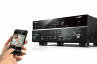 Yamaha AV-Receiver RX-V679/779: High-End Heimkino-Erlebnis - 7.2 Surround-Sound, 4K-Ultra-HD Upscaling, WiFi, Bluetooth und AirPlay