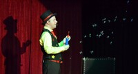 """ALLES ILLUSION!?"" - Abendfüllendes Zaubertheater mit Markus Poetes"