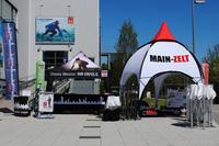 EVENT 2015 in Heilbronn - MAIN-ZELT als Aussteller vor Ort