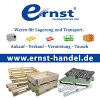 Kunststoffpaletten bei Ernst Handel