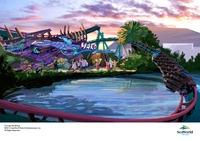Unter Haien und Kobras: Neue Rides für SeaWorld und Busch Gardens in Florida