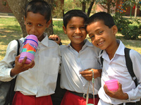 Zum Internationalen Kindertag: Neues SOS-Bildungsprojekt in Bangladesch lässt Kinder mitbestimmen