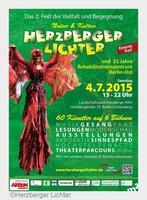 Herzberger Lichter, 04.07.15, Berlin Lichtenberg,Eintritt frei