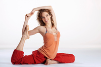 Weltyogatag bei Yoga Vidya (21. Juni 2015)