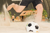 Landesfinale der Fairplay Soccer Tour am 12.07.2015 im Tropical Islands