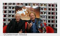 Star-Olymp: Frank Zander stellt sein Album vor