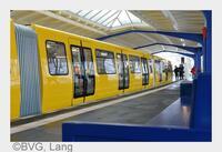 ÖPNV: BVG setzt auf Axis Netzwerk-Kameras in der Berliner U-Bahnstation Olympiastadion