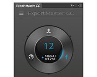 ExportMaster CC - mit nur einem Klick zum richtigen Dateiformat