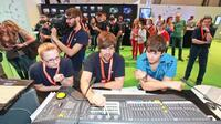 Fernsehen und Radio zum Selbermachen: Das NDR Mitmachstudio auf der IdeenExpo
