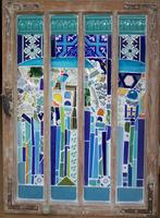 Shabahang Mosaikkunst  Aktuelle Ausstellung in der Galerie Narr-Bar, Berlin-Kreuzberg