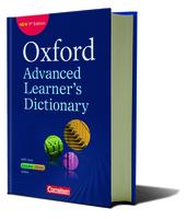 45 Jahre Kooperation Cornelsen und Oxford University Press - Neue Ausgabe des Oxford Advanced Learner`s Dictionary erschienen