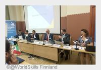 Hubert Romer zum neuen Präsidenten von WorldSkills Europe gewählt