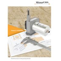 Neue Produktbroschüre von WayCon, dem Spezialisten für professionelle Sensorik.