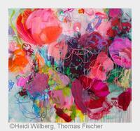 Ausstellung Heidi Willberg am Starnberger See