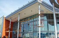 Projekt im Leipziger Einkaufscenter nova eventis