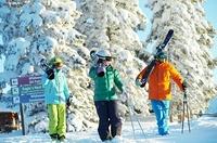 Pulverschnee satt: Winterurlaub in Kanada und USA