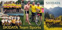 Im Sommer zeigt sich die SKIDATA-Mannschaft von ihrer sportlichen Seite