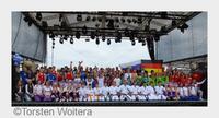 Deutsch-Russische Festtage 2015: Vielzahl von Begegnungen