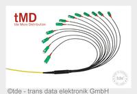 tMD - tde Micro Distribution Cable: Thin, highly flexible and good value