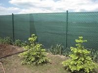 UV-stabilisierte Sichtblende und Windschutzgitter für vielseitige, universelle Verwendung im privaten und gewerblichen Gartenbau.