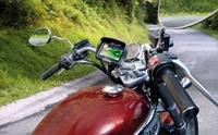 NavGear TourMate N4, Motorrad-, Kfz- & Outdoor-Navi mit Europa