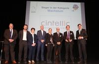 Cintellic gewinnt den Ludwig 2015 in der Kategorie Wachstum