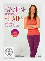 """Jetzt auf DVD: """"Faszien-Training & Pilates"""" von und mit Anette Alvaredo"""