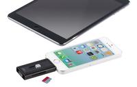 Callstel Speichererweiterung für iPhone, iPad, iPod, Apple-lizenziert