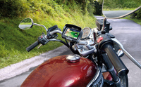 Perfekt geführt auf Bike, Motorrad und im KFZ