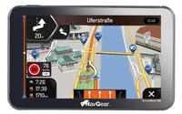 """NavGear 6""""-Navi StreetMate N6, Camper-Edition N6-C mit Zentral-Europa und Europa"""