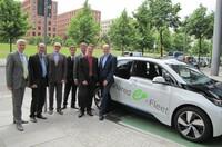 Shared E-Fleet elektrisiert Potsdamer Platz