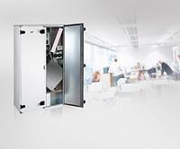 Großraum-Lüftungssysteme für den Büroeinsatz