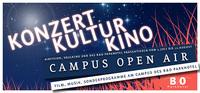 Film, Musik und mehr - Campus Open Air 2015!