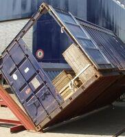 Gefahrgutcontainer für den Seetransport richtig packen