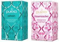 Erfrischungs-Tipps für heiße Tage mit Pukka Bio-Tee