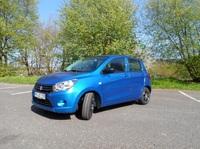 Praxis-Autotest: Suzuki Celerio - Locker einparken