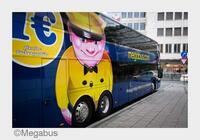 HBI betreut Fernbusanbieter megabus.com