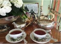 Die Queen zum High Tea auf Schloss Baldern?