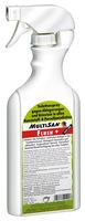 MultiSan Toilettenspray Flush+ schafft saubere Verhältnisse