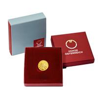 Für eine goldene Zukunft: Münzen zum Zeugnis