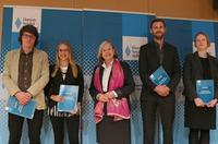 2030  Wo steht dann meine Generation? / Junge Publizisten erhalten Förderpreise der Hanns-Seidel-Stiftung